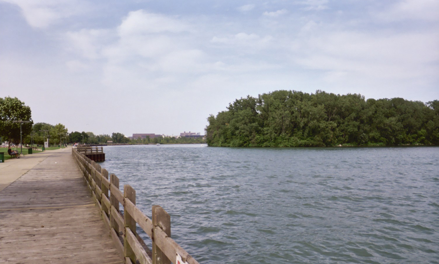 Dingell Park Boardwalk